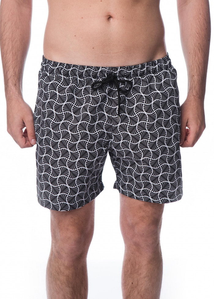 PIPE SWIM SHORTS