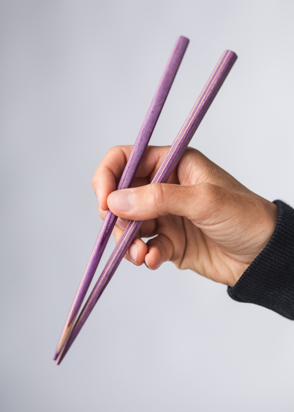 PURPLE CHOPSTICK