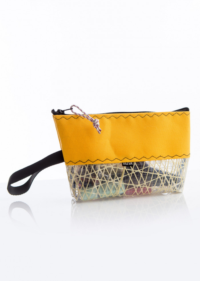 SAILOR YELLOW SEWING BAG