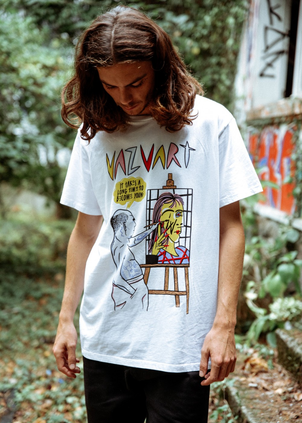 PICASSO T-SHIRT