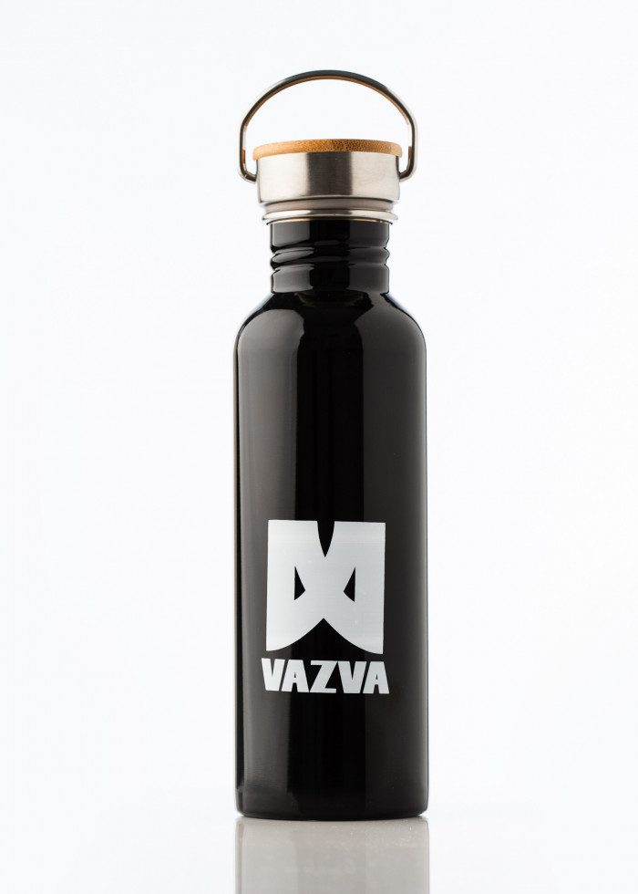 REUSE BOTTLE BLACK