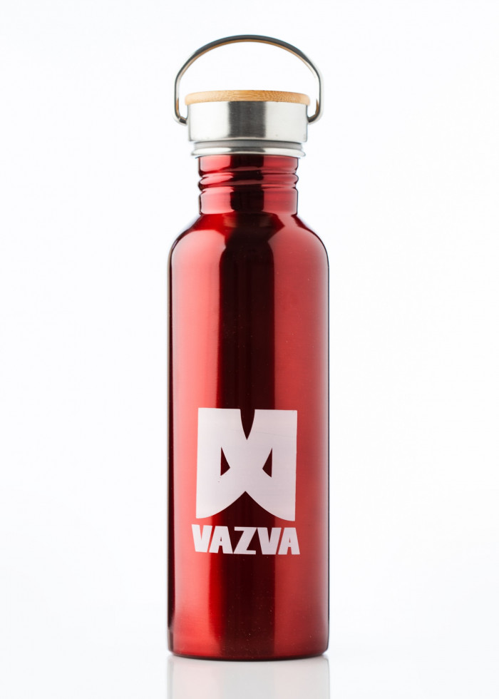 REUSE BOTTLE RED