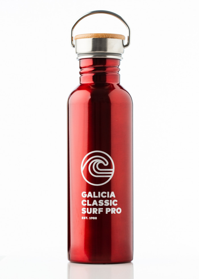 PANTIN REUSE BOTTLE RED