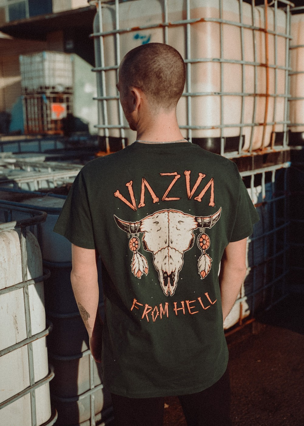 FROM HELL T-SHIRT