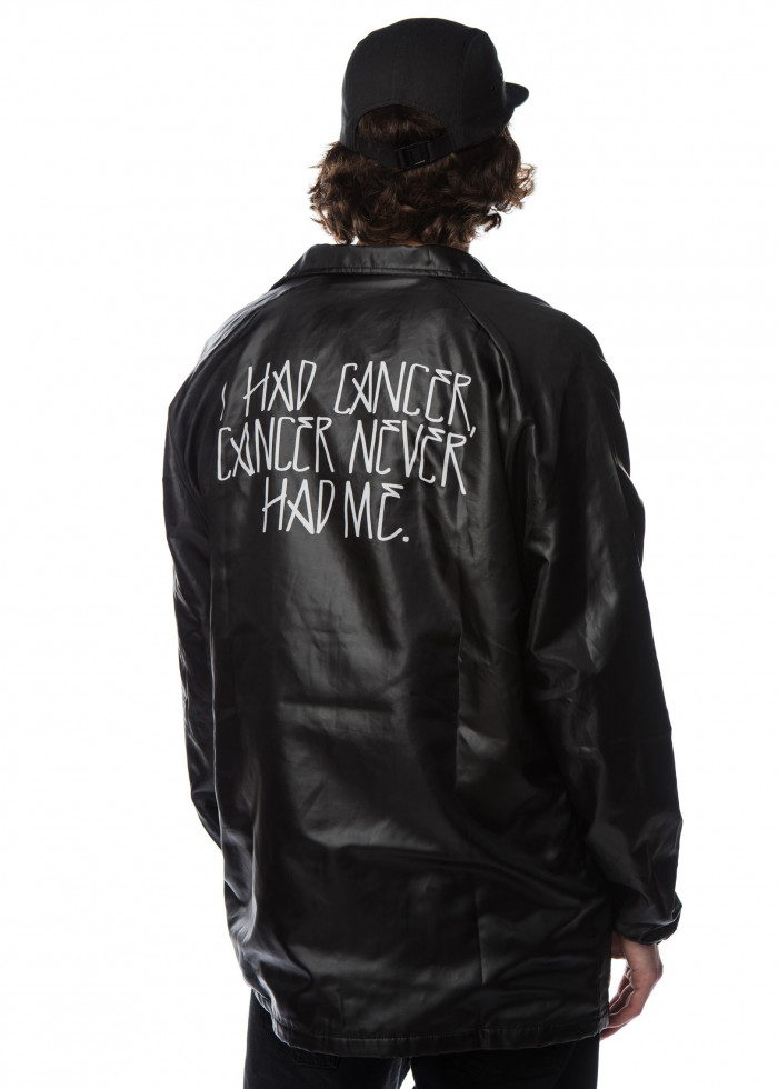 HITS CANCER JACKET