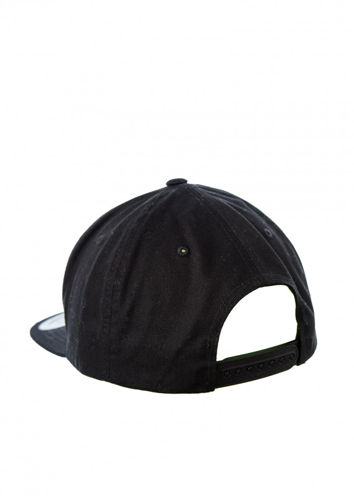 BLACK SNAP CAP