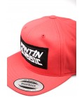 RED YOUTH CAP