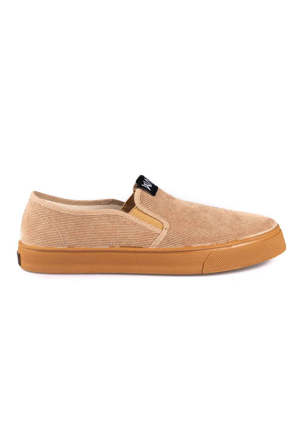 SLIPTIGHT CORD BROWN SHOE